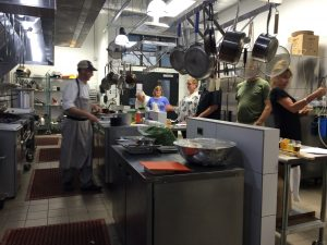 Italian Cooking Class with Chef Jarred @ 2nd Street Commercial Kitchen